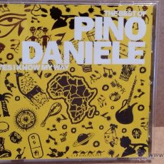 CDs de Música: THE BEST OF PINO DANIELE. YES I KNOW MY WAY. CD / EW - 1998 - 16 TEMAS / CALIDAD LUJO.. Lote 55034710