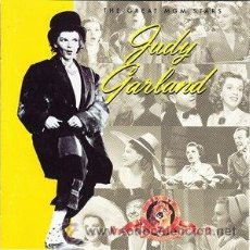 CDs de Música: JUDY GARLAND ?– THE GREAT MGM STARS CD 1991 EXCELENTE ESTADO. Lote 55039186