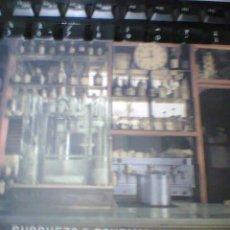 CDs de Música: CLAUSTROFOBIA-PEDRO BURRUEZO-BARCELONA INTIMISSIMO CAFE. Lote 55055487