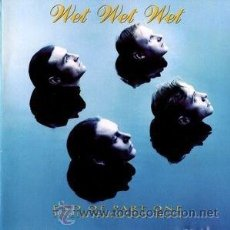CDs de Música: WET WET WET ?– END OF PART ONE - THEIR GREATEST HITS LOVE IS AROUND CD COMO NUEVO EX. Lote 55057141