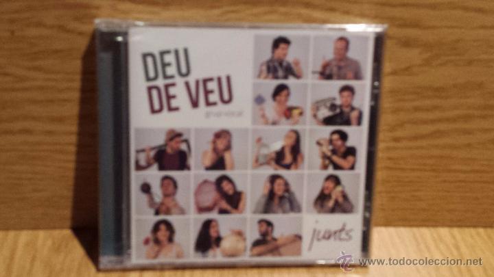 DEU DE VEU. GRUP VOCAL. FINALISTAS OH HAPPY DAY - TV3. CD / GLOBAL - 2014. 14 TEMAS / PRECINTADO. (Música - CD's Otros Estilos)