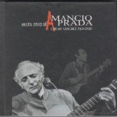 CDs de Música: CD LIBRO MÚSICA - AMANCIO PRADA HASTA OTRO DÍA CHICHO SÁNCHEZ FERLOSIO - AÑO 2004. Lote 55086277