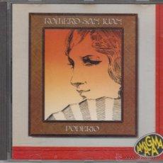 CDs de Música: ROMERO SAN JUAN CD PODERÍO 1994. Lote 55086467
