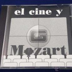 CDs de Música: EL CINE Y MOZART. SELECCIÓN ESPECIAL DE SU MÚSICA EN PELÍCULAS. Lote 57361051