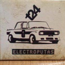 CDs de Música: ELECTROPUTAS. 124. DIGIPACK-CD / XX RECORDS - 2008. 10 TEMAS / PRECINTADO.. Lote 55104383