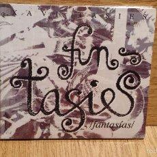 CDs de Música: XAVI TASIES. FUN-TASIES ¡ FANTASÍAS ! DIGIPACK-CD / TEMPS RECORD - 2013 / PRECINTADO.. Lote 55106245