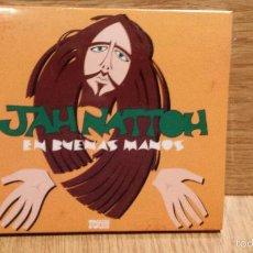 CDs de Música: JAH NATTOH. EN BUENAS MANOS. DIGIPACK-CD / REGGAELAND-2009- 15 TEMAS / PRECINTADO.. Lote 55109736