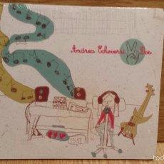 CDs de Música: ANDREA ECHEVERI. DOS. DIGIPACK-CD / ENTRECASA-COLOMBIA - 2010. 11 TEMAS / PRECINTADO.. Lote 55109770