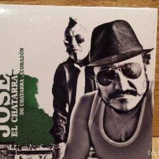 CDs de Música: JOSÉ EL CHATARRA. DE CHATARRA...CORAZÓN. DIGIPACK-CD / KASBA MUSIC-2010. 11 TEMAS / PRECINTADO.. Lote 55109796