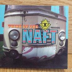 CDs de Música: NAFT. THINK OF ONE. DIGIPACK-CD / DE BEEK MUSIC. 12 TEMAS / CALIDAD LUJO. Lote 55117107