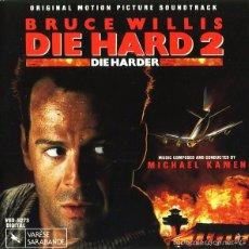 CDs de Música: DIE HARD 2: DIE HARDER / MICHAEL KAMEN CD BSO. Lote 105048382