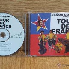 SEÑOR COCONUT Y SU CONJUNTO. TOUR DE FRANCE. CD-MAXI / MC RECORDINGS / BUENA CALIDAD.