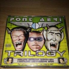 CDs de Música: PONT AERI - TRILOGY - 3 CD'S TRIPLE CD -. Lote 130964153