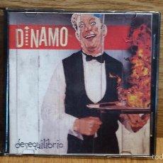 CDs de Música: DINAMO. DESEQUILIBRIO. CD-SINGLE / BUENA CALIDAD ( SKA ). Lote 200878628