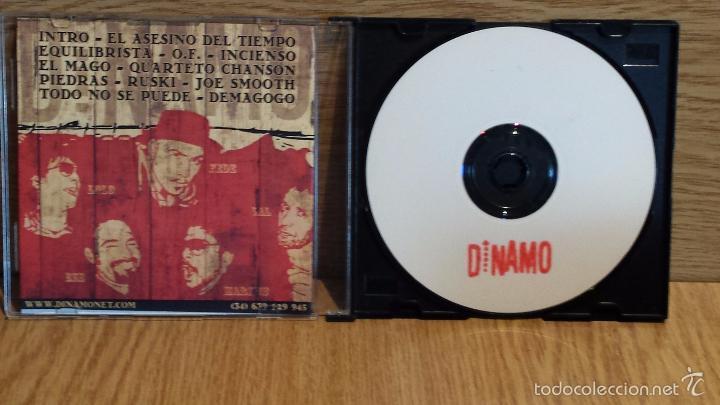 CDs de Música: DINAMO. DESEQUILIBRIO. CD-SINGLE / BUENA CALIDAD ( SKA ) - Foto 2 - 55138030