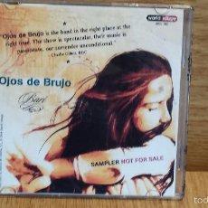 CDs de Música: OJOS DE BRUJO. SAMPLER NO FOR SALE. CD / WORLD VILLAGE / CALIDAD LUJO. Lote 55138336