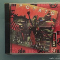 CDs de Música: POTATO: PLANTALA. Lote 55138685