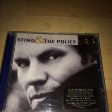 CDs de Música: STING AND THE POLICE - THE VERY BEST OF - CD ALBUM -. Lote 55139476