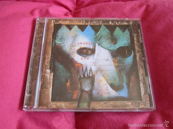 PARADISE LOST - SHADES OF GOD CD - DOOM METAL (Música - CD's Heavy Metal)