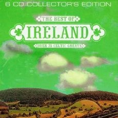 CDs de Música: 6 CD COLLECTOR´S EDITION THE BEST OF IRELAND . Lote 55176599