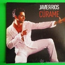 CDs de Música: JAVIER RIOS CURAME REMIXES CD SINGLE DE CARTON DEL AÑO 2002 3 TEMAS RIOS DE GLORIA. Lote 55234368