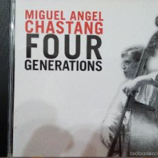 CDs de Música: MIGUEL ANGEL CHASTANG FOUR GENERATIONS CD. Lote 55280348