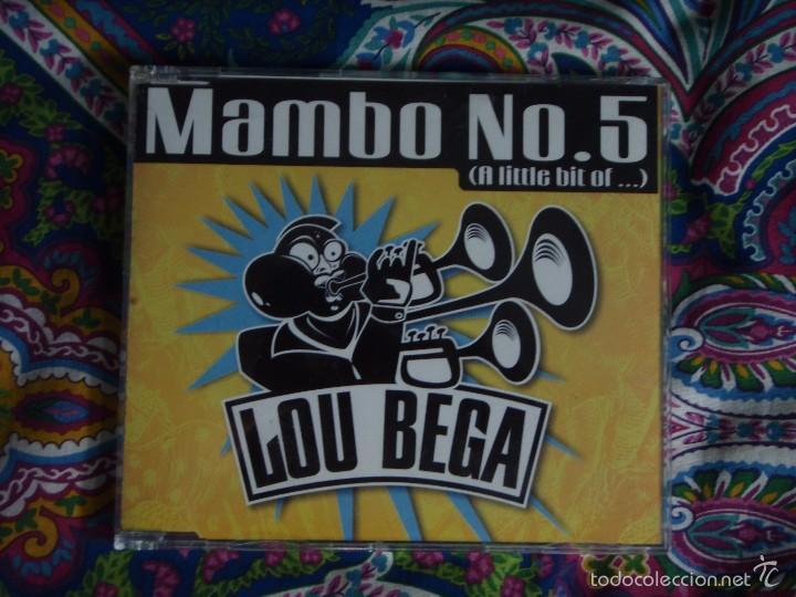 LOU BEGA, MAMBO Nº5 (A LITTLE BIT OF...) (Música - CD's Latina)