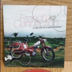 CDs de Música: LO MÁS CHIC DE LA MÚSICA FRANCESA. CD-PROMO / - 19 TEMAS / LUJO / ENVÍO INCLUIDO.. Lote 55236941