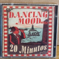 CDs de Música: DANCING MOOD. 20 MINUTOS. CD / CHICOPE RECORDS-ARGENTINA - 2001. 14 TEMAS / PRECINTADO. Lote 55315735