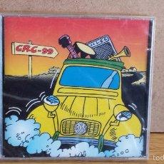 CDs de Música: CIRCUITO REGIONAL DE CONCIERTOS. CRC-99 / EXTREMADURA. CD-12 TEMAS / PRECINTADO.. Lote 55317293