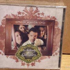 CDs de Música: LA SEÑORA DE GONZÁLEZ. DE PEQUEÑITO. CD / K INDUSTRIA - 2008. 10 TEMAS / PRECINTADO.. Lote 97052272
