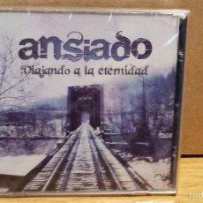 CDs de Música: ANSIADO. VIAJANDO A LA ETERNIDAD. CD / PROD. MALDITAS - 2009. 10 TEMAS / PRECINTADO.. Lote 55323059