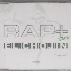 CDs de Música: EL CHOJIN CD SINGLE RAP POSITIVO 2006 6 TRACKS PRECINTADO. Lote 55342789
