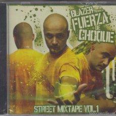 CDs de Música: BLAZER PRESENTA FUERZA DE CHOQUE VOL. 1 CD STREET MIXTAPE 2006 BOA. Lote 55343177