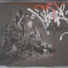 CDs de Música: SHOTTA CD SINGLE LOS RAPEROS NUNCA MUEREN 2007 BOA. Lote 55343260