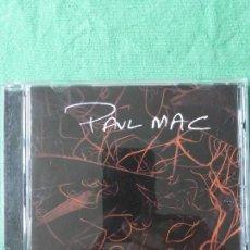 CDs de Música: PAUL MAC – DEFINED BY ASSOCIATION - PERFECTO ESTADO. Lote 55345981