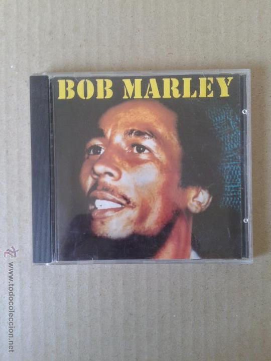 GRANDES ÉXITOS, DE BOB MARLEY. CD. (Música - CD's Reggae)