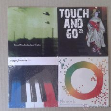 CDs de Música: LOTE CD ROCKDELUX: GREEN UFOS 10 ANIVERSARIO / MAYO FRANCÉS 2005 / TOUCH & GO 25 / PLANETA K. Lote 55347678