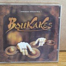 CDs de Música: MAKACH MOUCH'KIL. BOUKAKES. CD / LA COCA INT. - FRANCE. 11 TEMAS / CALIDAD LUJO.. Lote 55349249