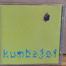 CDs de Música: XIOMARA FORTUNA. KUMBAJEI. CD-1999. SANTO DOMINGO. SOLO CARÁTULA DELANTERA. 12 TEMAS / LUJO.. Lote 55350288