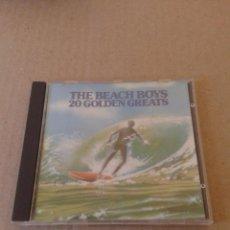 CDs de Música: 20 GOLDEN GREATS, DE THE BEACH BOYS (CD).. Lote 55350878