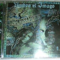CDs de Música: UMBRA ET IMAGO – MACHINA MUNDI - CD ELECTRONIC DARKWAVE. Lote 55352084