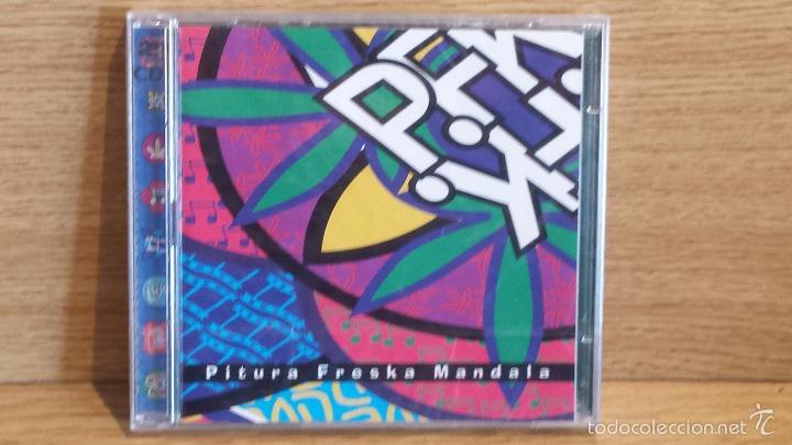 PITURA FRESKA - MANDALA. DOBLE CD-PROMOCIONAL / PSYCHO RECORDS / PRECINTADO. (Música - CD's Reggae)