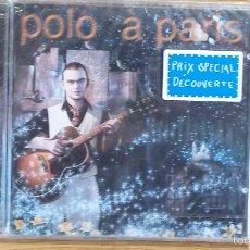 CDs de Música: POLO A PARIS. CD / ATMOSPHERIQUES - 2000. 12 TEMAS / PRECINTADO.. Lote 55354444