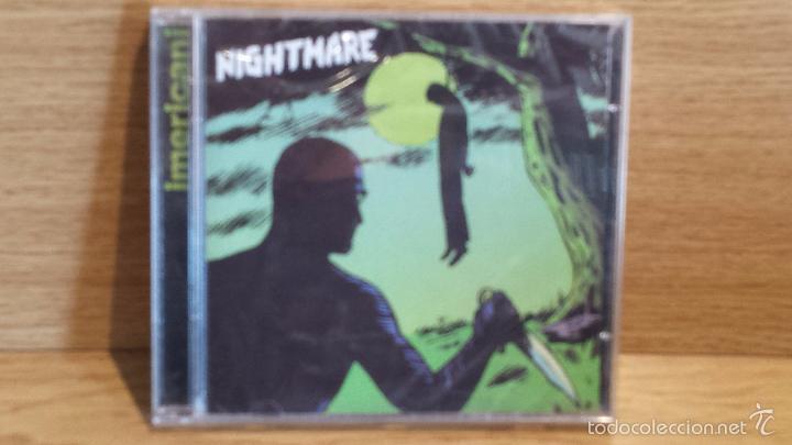 IMERICANI - NIGHTMARE. CD / VENTILADOR - 15 TEMAS / PRECINTADO. (Música - CD's Hip hop)