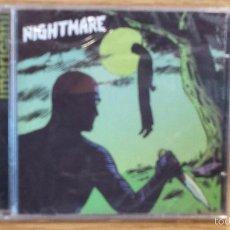 CDs de Música: IMERICANI - NIGHTMARE. CD / VENTILADOR - 15 TEMAS / PRECINTADO.. Lote 55356055