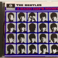 CDs de Música: THE BEATLES, A HARD DAY NIGHT - CD EDICIÓN CANADÁ. Lote 55427064