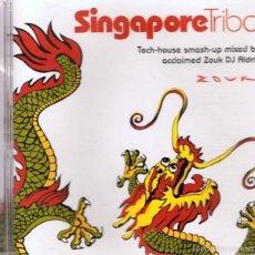 CDs de Música: CD SINGAPORE TRIBAL . Lote 55571324