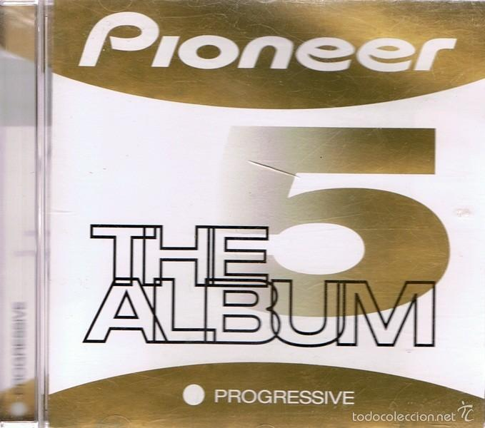 Cd Pioneer The Album 5 Progressive Buy Cds Of Techno Music At