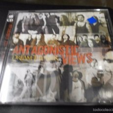 CDs de Música: CD. DOBLE. DREAM THEATER ANTAGONISTIC VIEWS NUEVO. Lote 55571598